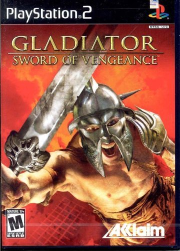 Ps2 Gladiator Sword Of Vengeance M