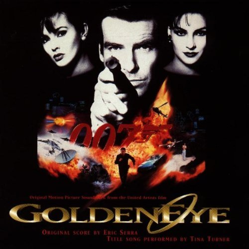 Goldeneye Soundtrack Feat. Tina Turner