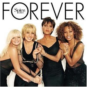 Spice Girls Forever Enhanced CD