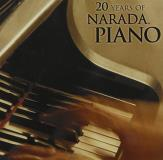 20 Years Of Narada Piano 20 Years Of Narada Piano Jones Gratz Lanz Jang Simon 2 CD