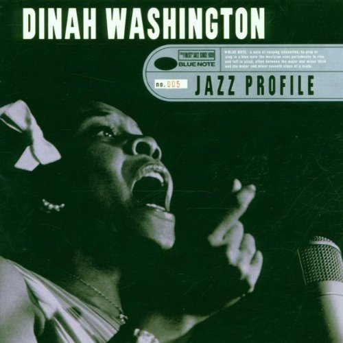 Dinah Washington Jazz Profile Series