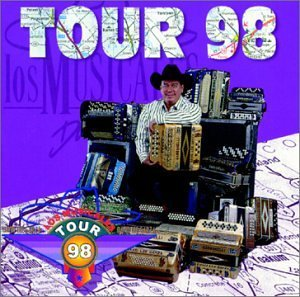 David Lee Y Los Musicale Garza Tour '98