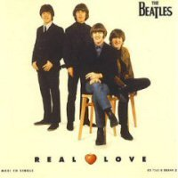 Beatles Real Love Baby's In Black