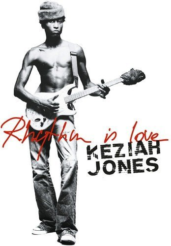 Keziah Jones Rhythm Is Love Best Of Import Eu