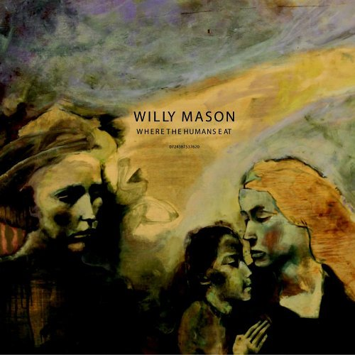 Willy Mason Where The Humans Eat Enhanced CD