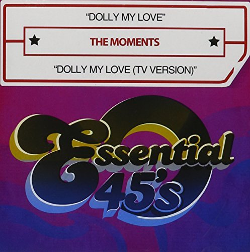 Moments/Dolly My Love/Dolly My Love (T@Cd-R@Digital 45