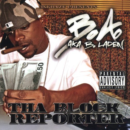 B.A. Of 3x Krazy Tha Block Reporter Explicit Version
