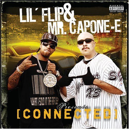 Lil' Flip & Mr. Capone E Connected Explicit Version Enhanced CD