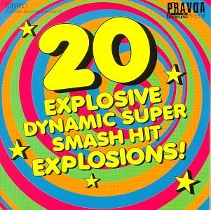Twenty Explosive Dynamic Su 20 Explosive Dynamic Super Sma Reivers Smashing Pumpkins Young Fresh Fellows God's Acre