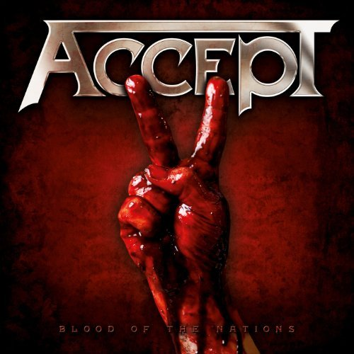 Accept Blood Of The Nations Import Gbr Digipak