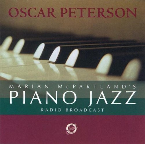 Oscar Peterson Marian Mcpartland's Piano Jazz