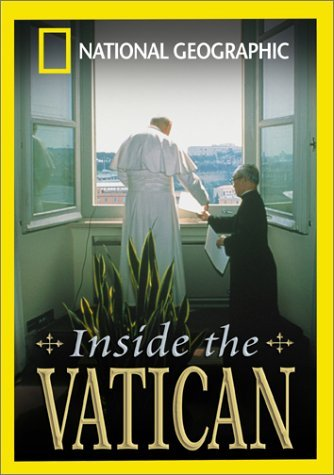 Inside The Vatican National Geographic Clr Nr