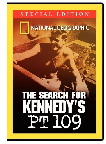 Search For Kennedy's Pt 109 National Geogrpahic Nr