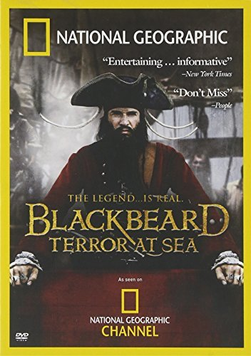 Blackbeard Terror At Sea National Geographic Nr