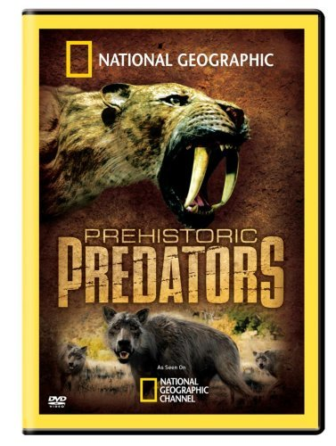 Prehistoric Predators National Geographic Nr