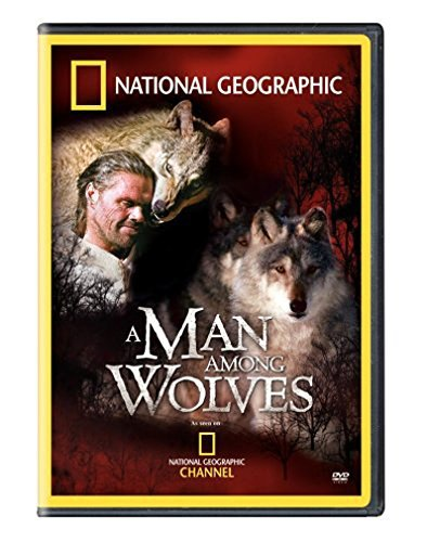 Man Among Wolves National Geographic Nr