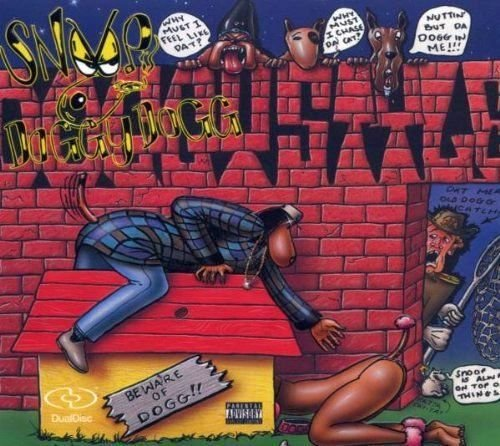 Snoop Doggy Dogg Doggystyle Explicit Version Dualdisc Explict Version