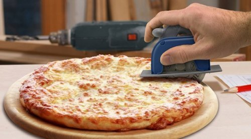 Gift Pizza Boss 3000 Pizza Slicer