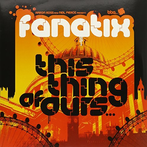 Fanatix This Thing Of Ours 3 Lp Set