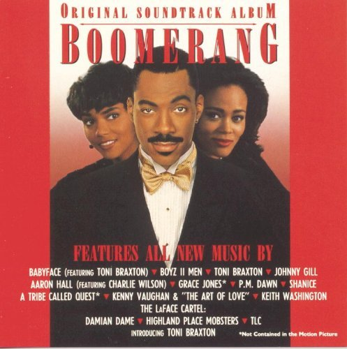 Boomerang Soundtrack Babyface Gill Boyz Ii Men Jones Tribe Called Quest