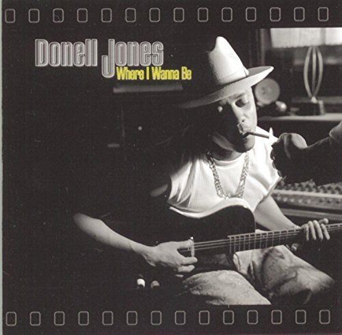 Donell Jones Where I Wanna Be