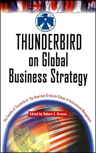 The Faculty Of Thunderbird The American Thunderbird On Global Business Strategy