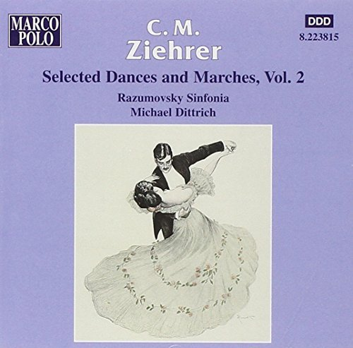 C.M. Ziehrer Dances & Marches Vol. 2 Dittrich Razumovsky Sinf