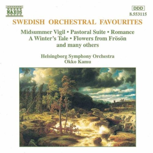 Swedish Orchestral Favourites Swedish Orchestral Favourites Various