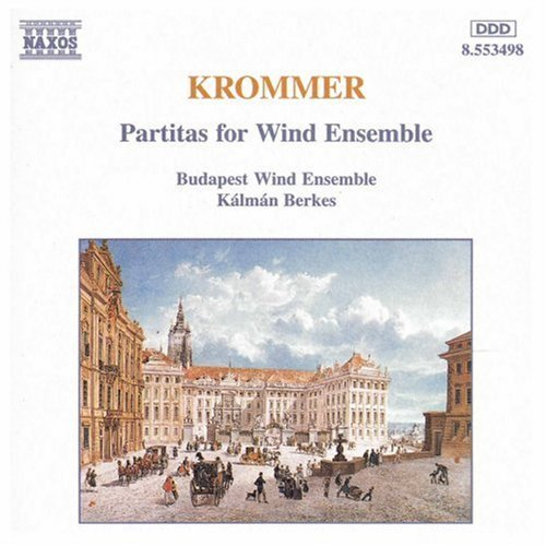 F. Krommer Partitas For Wind Ens Berkes Budapest Wind Ens