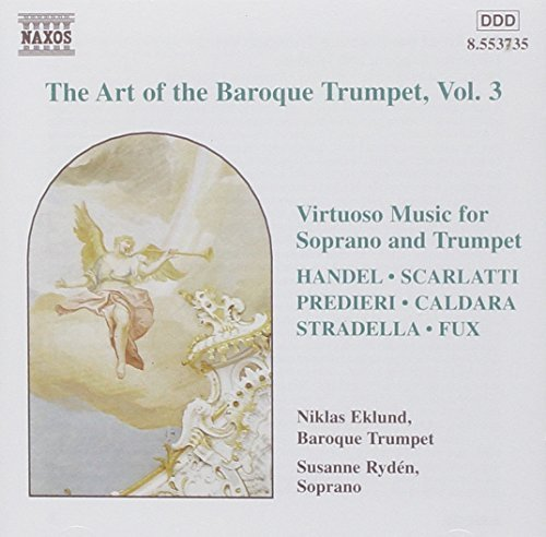 Art Of Baroque Trumpet Vol. 3 Art Of Baroque Trumpet Vol. 3 Various