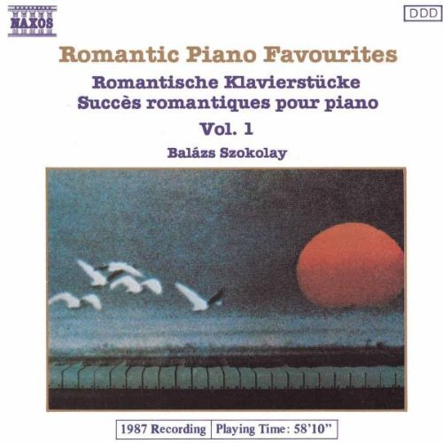 Romantic Piano Favourites Vol. 1 Romantic Piano Favourit Szokolay*balazs (pno)