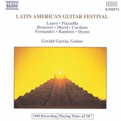 Gerald Garcia/Latin American Guitar Festival@Garcia (Gtr)