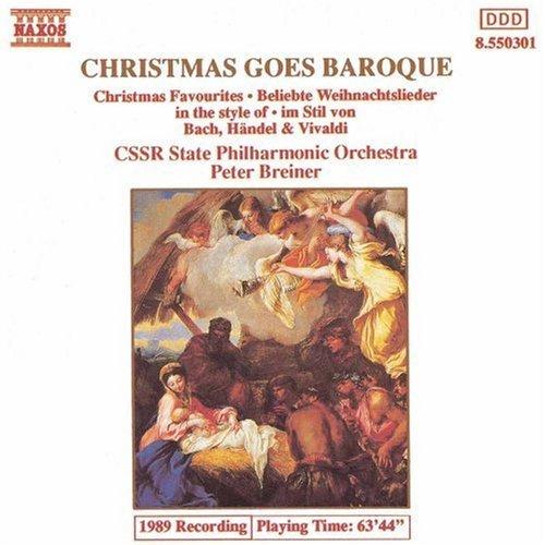 Christmas Goes Baroque/Christmas Goes Baroque Vol. 1@Breiner/Cssr State Phil Orch