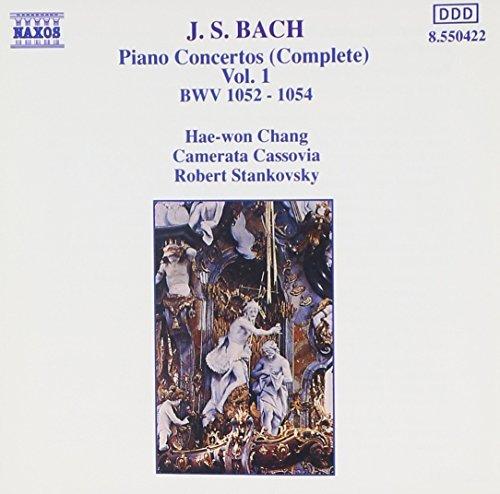 Johann Sebastian Bach/Con Pno 1