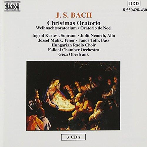 Johann Sebastian Bach/Christmas Oratorio@Oberfrank/Various