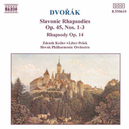 antonin-dvorák-slavonic-rhaps-3-rhaps-kosler-pesek-various