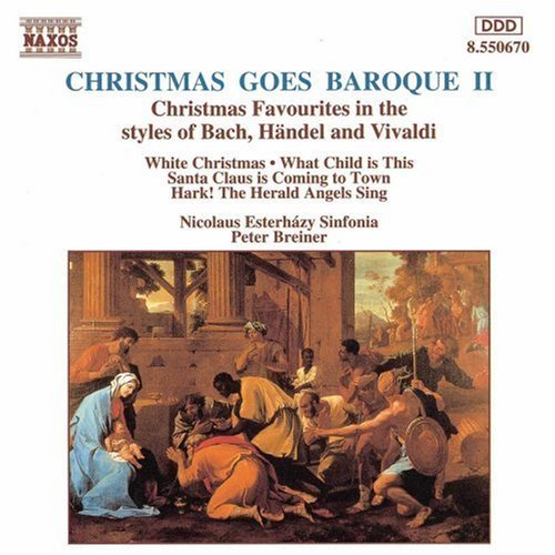 Christmas Goes Baroque Christmas Goes Baroque Vol. 2 Breiner Nicolaus Esterhazy Sin