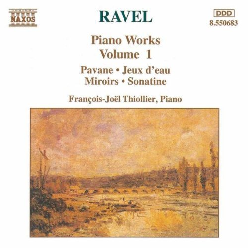 Joseph Maurice Ravel Piano Works Thiollier*francois Joel (pno)