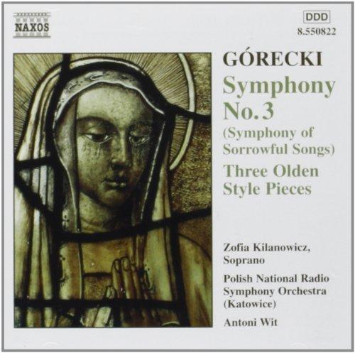 H. Gorecki/Sym 3@Kilanowisz*zofia (Sop)@Wit/Polish Natl Rso