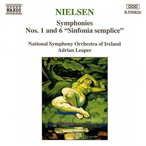 C. Nielsen Sym 1 6 Leaper Ireland Natl So