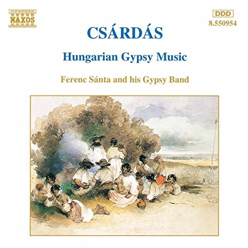 Csardas Hungarian Gypsy Music Santa Gypsy Band