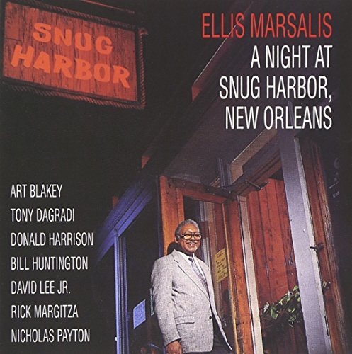 Ellis Marsalis Night In Snug Harbor New Orlea