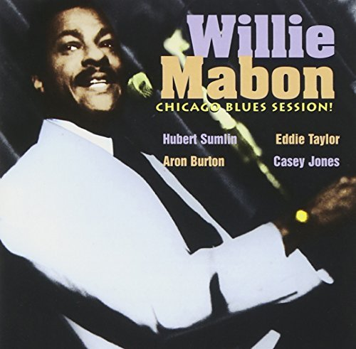 Willie Mabon Chicago Blues Sessions