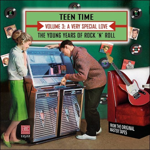 Teen Time Young Years Of Rock Vol. 3 Very Special Love