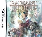 Nintendo Ds Radiant Historia With Music CD