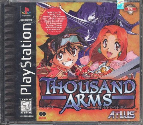 Psx Thousand Arms T