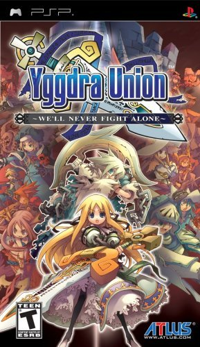 Psp Yggdra Union