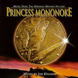 Princess Mononoke Soundtrack Hdcd