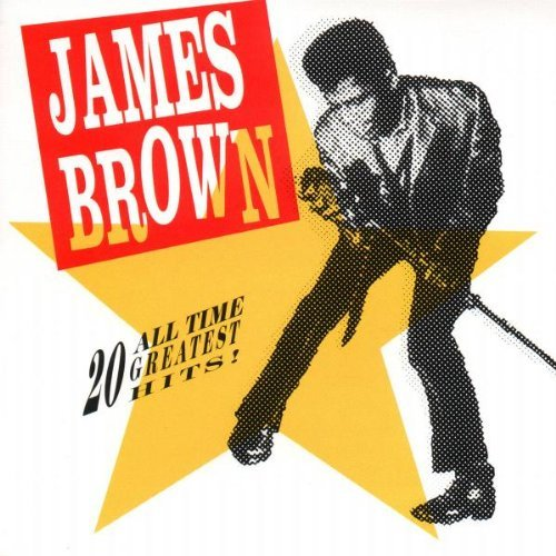 James Brown/20 All-Time Greatest Hits!