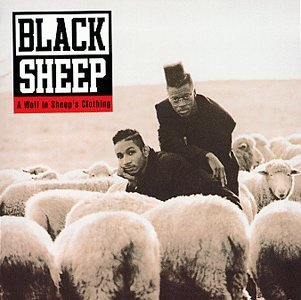 Black Sheep Wolf In Sheep's Clean Version